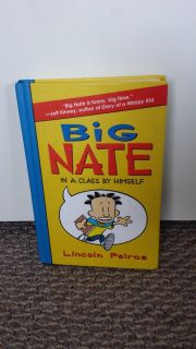 Like new! Big Nate in a Class by Himself Hardcover