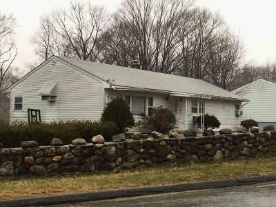3 Bed 1 Bath Foreclosure Property in Waterbury, CT 06708 - Trumpet Brook Rd