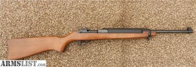 For Sale: Ruger Deerfield Carbine
