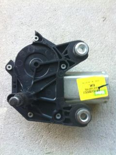 Sell 2010 11 12 13 MERCEDES BENZ OEM REAR WIPER MOTOR GLK350 HATCH TAILGATE GLK X204 motorcycle in Palm Bay, Florida, US, for US $30.00