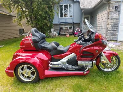 2014 Honda GOLD WING 1800