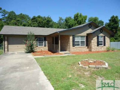 511 Sabreena Circle Hinesville Three BR, Totally remodeled with