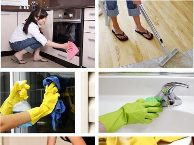 basic home house keeping only for Manchester Tennessee