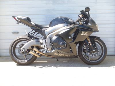 2011 Suzuki GSX-R1000 SuperSport Motorcycles Sanford, NC