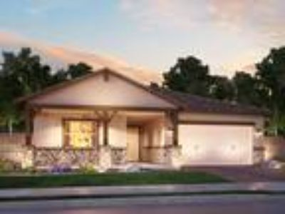 The Amber Plus by Meritage Homes: Plan to be Built