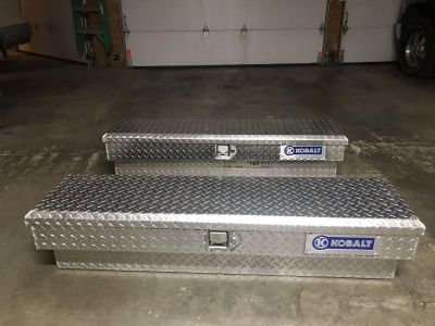 Truck Side Tool Boxes