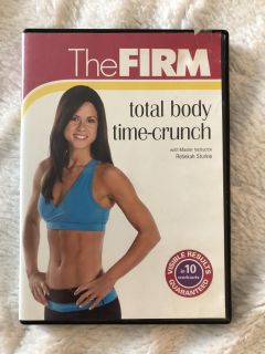 The Firm Workout dvd