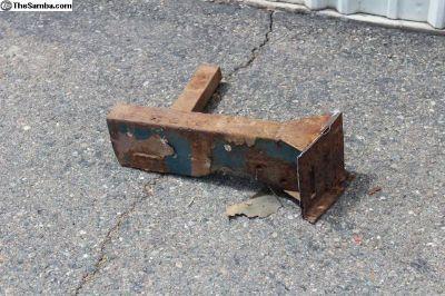 Bus Frame Repair Section