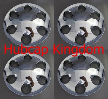 Find TOYOTA TACOMA TUNDRA SEQUOIA Center Wheel Cap NEW AM CHROME SET motorcycle in Tulsa, Oklahoma, US, for US $59.95