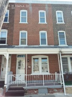 4 Bedroom Home in the Heart of Downtown Allentown