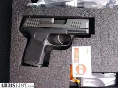 For Sale/Trade: Sig p365 newbin box