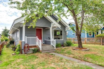 Single-family home Rental - 2413 Queen St