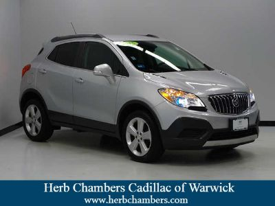 Used 2015 Buick Encore AWD 4dr