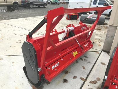 (2) 2017 AHWI M450E-900 Mulching Heads for sale in Portland, CT.
