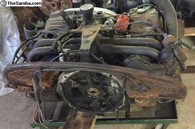 Porsche 914 / VW Type 4 engine parts bulk sale
