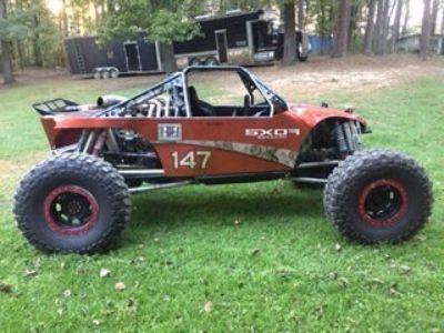 2014 SXOR Single Seat Rock Buggy