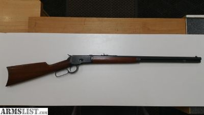 For Sale: Winchester 1892 25-20 year 1911