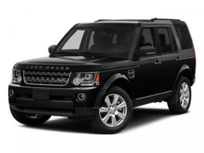 2014 Land Rover LR4 HSE LUX (BLACK)