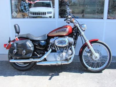 2009 Harley-Davidson XL 883 Sportster Custom Street Motorcycle Williamstown, NJ