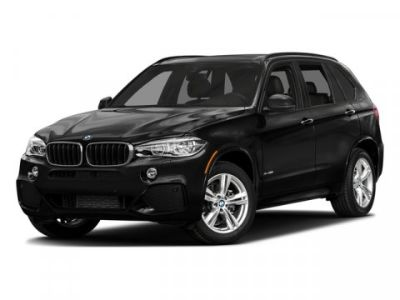 2016 BMW X5 xDrive35i (Imperial Blue)