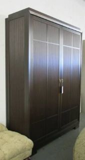 Rare Scott Arthur Yerkey, Wardrobe, Armoire, Closet