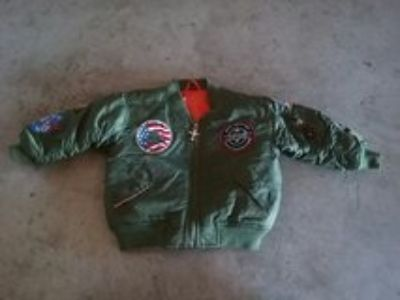 Top Gun flight jacket size 3t