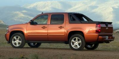 2007 Chevrolet Avalanche LS 1500 (Sport Red Metallic)