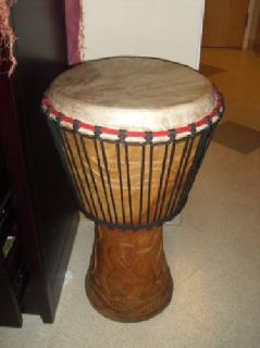 $265 OBO Djembe for sale! Must go by December 15! Price Negotiable
