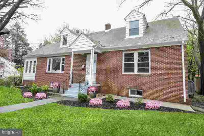 110 Russell Ave Gaithersburg Five BR, Well maintained single
