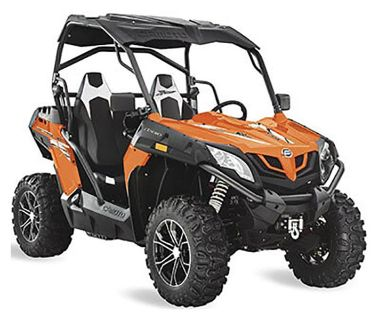 2019 CFMOTO ZForce 500 Trail Sport-Utility Utility Vehicles Monroe, WA