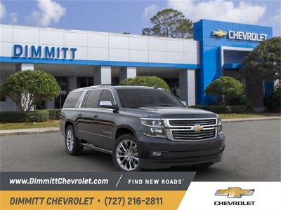 2019 Chevrolet Suburban Premier (shadow gray metallic)