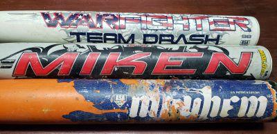 Slow pitch bats make offer