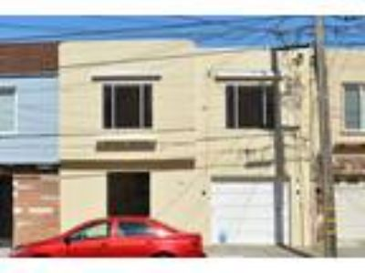 San Francisco Three BR One BA, Portola District Single Family Home.
