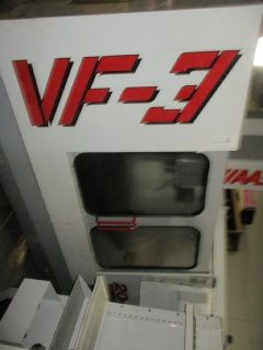 1998 Haas VF-3, Vertical Machining Center RTR#8013734-01