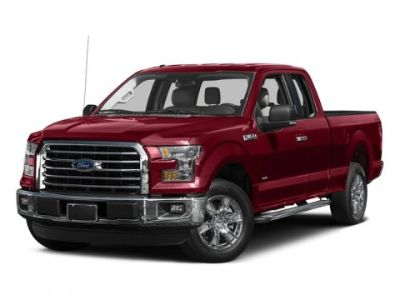 2015 Ford F-150 XLT (Race Red)