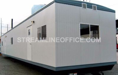 Mobile office trailers, Construction office trailers for sale & Lease
