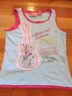 Guitar Tank size 10-12 (fits closer to 10)
