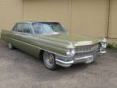 Used 1964 Cadillac DEVILLE in Minot, ND