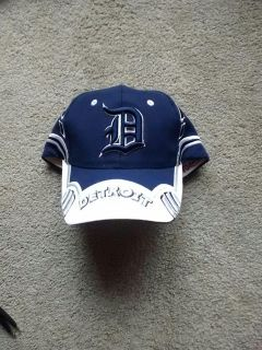 Embroidered Detroit Tigers Ball Cap
