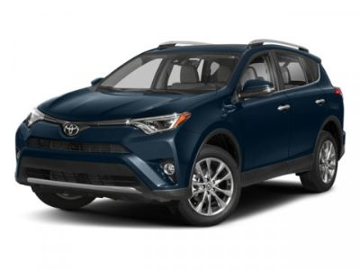 2018 Toyota RAV4 Limited (Black)