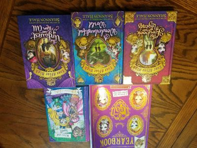 Ever After High Books $10 ALL