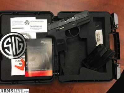 For Sale: P320 subcompact