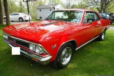 Best offer 1966 Chevrolet Chevelle SS