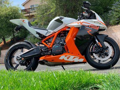 2014 KTM 1190 RC8 R