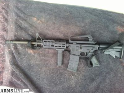 For Sale: Olympic Arms AR-15