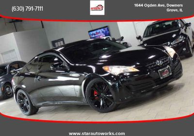 Used 2010 Hyundai Genesis Coupe for sale