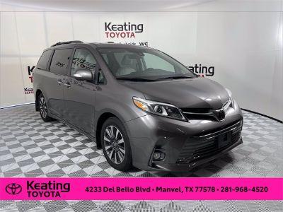 2019 Toyota Sienna XLE Auto Access Seat (Gray)