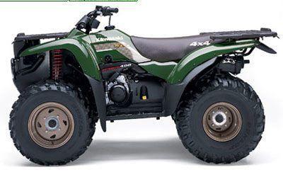 2003 Kawasaki Prairie 400 4x4 Utility ATVs Harrison, AR
