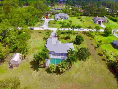 16594 87th Lane N Loxahatchee Three BR, reduced for fast sale !!