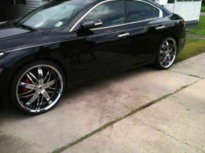Nemesis 22 inch Rims Great Condition CASH ONLY